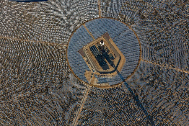 The World's Largest Solar Plant Started Creating Electricity Today (7)